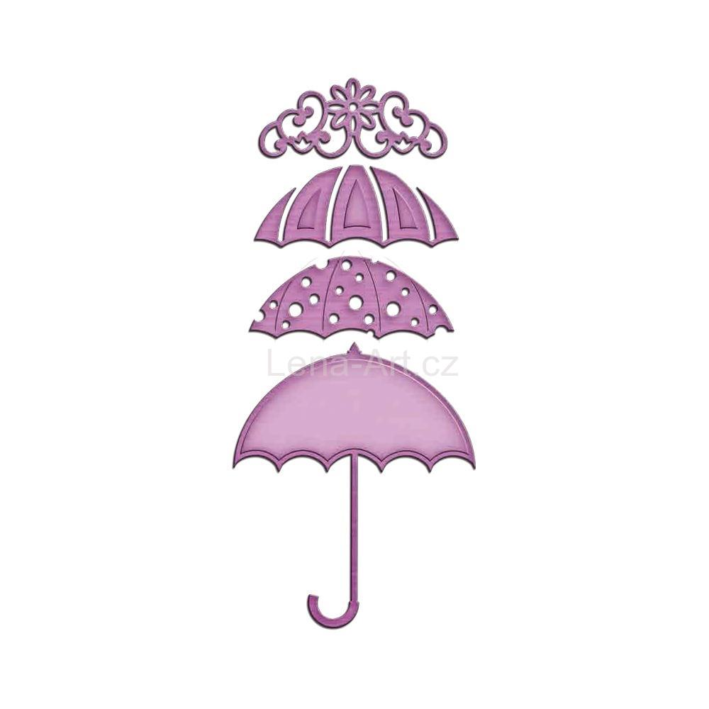 Spellbinders ''UMBRELLA TRIO''