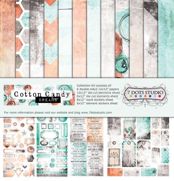 Cotton Candy Dreams ''COLLECTION KIT''