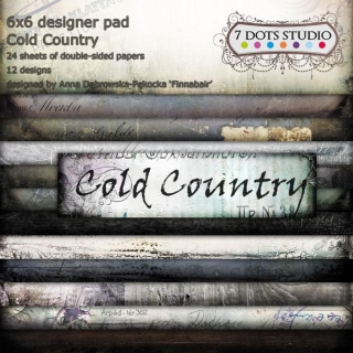 Cold Country - 6x6 pad
