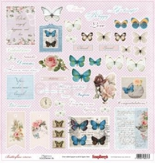 Butterflies collection ''HAPPINESS''