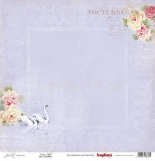 Scrapberry's Juliet SWAN LAKE 30x30