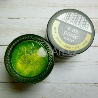 Wax paste metal - green