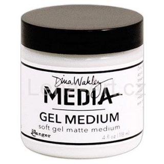 Dina Wakley GEL MEDIUM